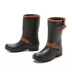 BNIB Sperry Walker Fog Waterproof Rain Boot